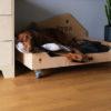 Rysie leże legowisko dla psa