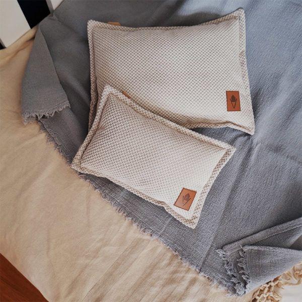 rysie jaśki poduszki dekoracyjne dla dziecka podróżne materiały tapicerskie wytrzymałe